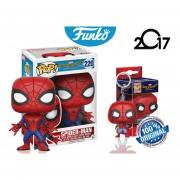 Set Spiderman Y Llavero Spiderman Funko Pop Pelicula Homecoming Spider-man