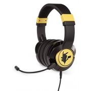 POWER A PowerA Pokemon Wired Gaming Headset Pikachu Silhouette Not Machine Specific