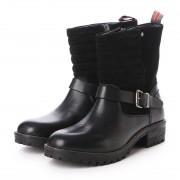 【SALE 60%OFF】ペペジーンズ ロンドン Pepe Jeans LONDON ワークブーツ (BLACK) レディース