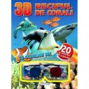 3D Reciful de corali