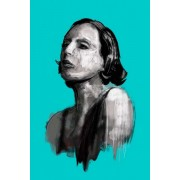 Tamara Łempicka - plakat premium