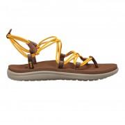 Teva Voya Infinity L UK 6, žlutá Dámské sandále Teva