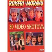 Rokeri S Moravu - 30 Video Skotova