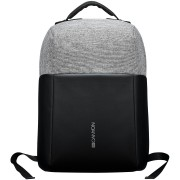 "Backpack, CANYON 15.6"", black and dark gray (CNS-CBP5BG9)"