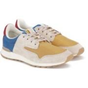 Clarks Floura Mix Multicolour Causal Shoes For Women(Beige, Blue)