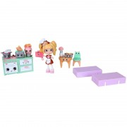 Set figurine Happy Places S1 Pack Kitty Kitchen, 5 ani+