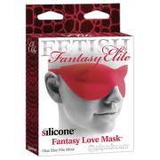 Fantasy Love Mask Red