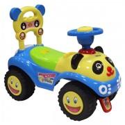 Guralica Bebi panda plavo žuta