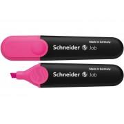 Textmarker SCHNEIDER Job, varf tesit 1-5mm - roz
