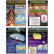 McDonald Publishing Understanding Natural Disasters Teaching Poster Set