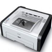 Лазерен принтер RICOH SP213W, монохромен, A4, 1200х600dpi , 22стр/мин, USB, WiFi