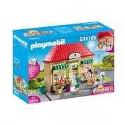 Set de joaca Playmobil City Life, Florarie