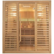 Luxway Exellent bastu för 5-6 personer
