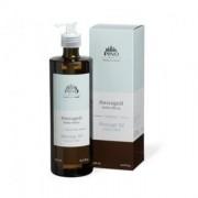 Aromatický masážní olej - kokos a máta, 500 ml