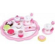 Bucatarie copii New Classic Toys Dessert Set - Flower