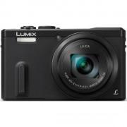 Refurbished-Very good-Compact Panasonic Lumix DMC-TZ60EF-K Black