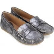 Clarks Doraville Nest Pewter Boat Shoes(Grey)