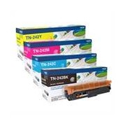 Brother Pack toners TN-242 Negro + Colores