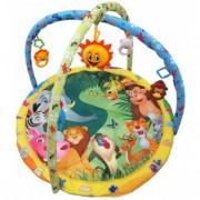 Saltea Pentru Joaca Muzicala Happy Children - Sweet Animals