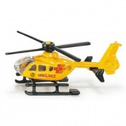 Siku sorozat 8 Mentőhelikopter sárga 0856
