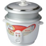 Rico RC1503- with 2 bowl Electric Rice Cooker(1.8, White)
