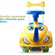 CARRITO MONTABLE DE ELEFANTE MY-5503Y.