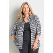 Sara Poplin Shirt - Stripe