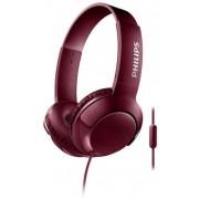 Casti Stereo Philips SHL3075RD/00, Microfon (Rosu)