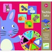 Tactilo loto Djeco - Djeco