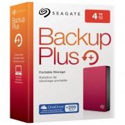 """HDD extern Seagate, 4TB, Backup Plus, 2.5"""", USB3.0, rosu"""