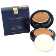Estee lauder double wear n. 6c1 new rich cocoa fondotinta compatto in polvere crema a lunga tenuta