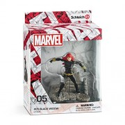 Schleich Marvel Black Widow Diorama Character