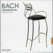 Video Delta Bach,J.S. - L'Oeuvre De Luth - CD