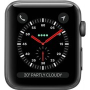 Apple Watch Series 3 (Cellular) SOLAMENTE CUERPO, Alu Gris Espacial, 42mm, C