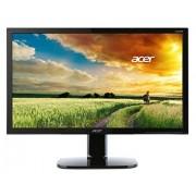 Acer ka220hqbid 54,6 cm 21,5 inch TFT 1920 x 1080 LED ccfl-backlight 5 ms 200 CD/mâ² VGA DVI HDMI Zwart