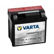Varta Batteri YTX5L-BS - 4Ah