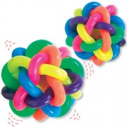 Baker Ross Rainbow Spaghetti Balls (Pack of 5)