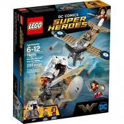 Lego (LEGO) Super Heroes Wonder Woman (TM) Battle of Warrior 76075 [Parallel import goods]