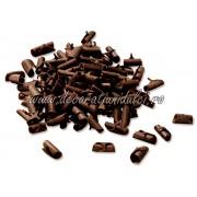 Blossom, bucle din ciocolata neagra, Callebaut