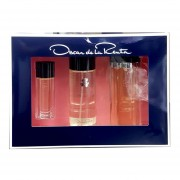 Perfume Oscar De La Renta Set Edt 100 Ml + Mist 240 Ml +15 Ml (m)