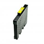 Ricoh Consommables et accessoires d'imprimantes pour Ricoh 405764 / GC-41 Y jaune compatible (de marque ASC)
