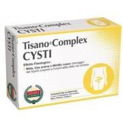 Gianluca Mech Spa Cysti Tisano Complex 15 Compresse