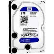 "Western Digital WD Blue interne 3,5""-Festplatte WD20EZRZ, 2 TB, SATA III"