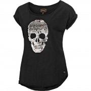 Spirit Motors T-Shirt Spirit Motors Damen T-Shirt 1.1 schwarz XS schwarz
