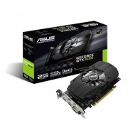 ASUS GeForce GTX 1050 Phoenix (2GB GDDR5/PCI Express 3.0/1354MHz-1455MHz/70