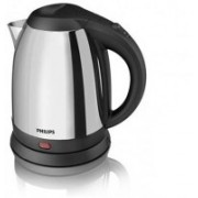 Philips HD9303 Electric Kettle(1.5 L, black silver)