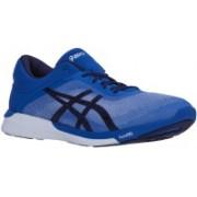 Asics fuzeX Rush Running Shoes For Men(Blue)