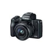 Câmera Digital Canon EOS M50 Mirrorless com Lente 15-45mm