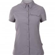 Blusa Mujer Rosselot Short Sleeve Shirt Grafito Lippi