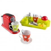 Pretend Play Coffee Maker Playset - 21 Piece Set!